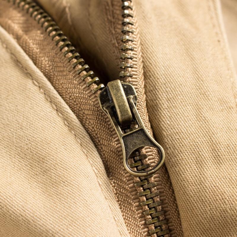 Image 5 - BOLUBAO, новинка, мужские брюки карго, мужские брюки с несколькими карманами, военные камуфляжные спортивные брюки, мужские брюки с эластичным поясом-in Повседневные брюки from Мужская одежда