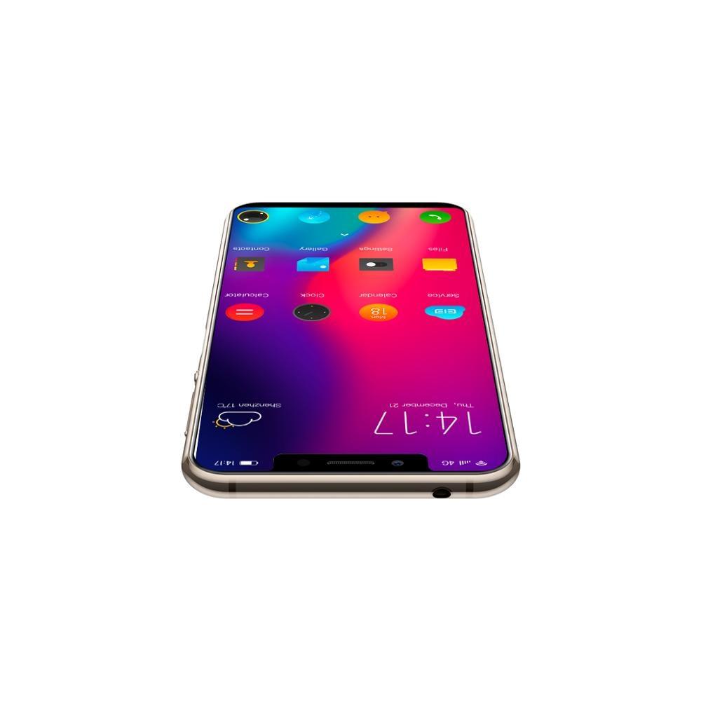Elephone A4 смартфон 5,85 18:9 Face ID Android 8,1 3 ГБ + 16 Гб MTK6739 четырехъядерный отпечаток пальца 8MP Cam 4G LTE мобильный телефон OTG - 4