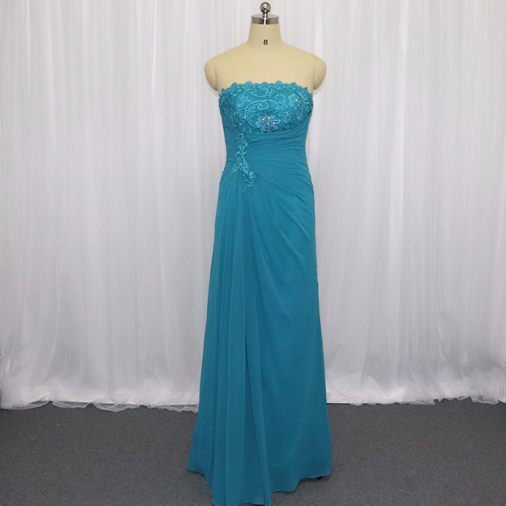 Blue Lace Mother of the Bride Pant Suits Plus Size Beaded Chiffon ...