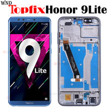For Huawei Honor 9 Lite Lcd Screen huawei Honor 9 Lite Display Original Quality Touch Screen Replacement Huawei Honor 9Lite LCD(China)