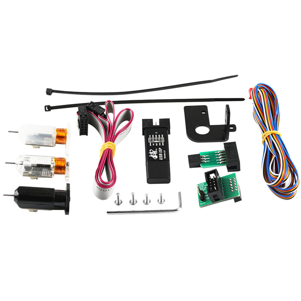 3D Touch Bed Leveling Sensor Module Kit Set For CR-10 Ender-3 Creality 3D Printer BL Touch Auto Leveling Sensor 3D Printer Parts