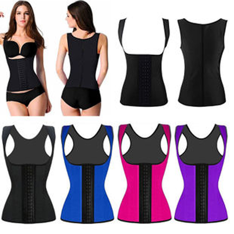 Aliexpress.com   Buy Plus Size XS 6XL Newest Latex Trainer 2016 Sexy Latex  Rubber Tank Bustiers Waist Corset For Women Slim Body Shapers from Reliable  ... 2dad9124b