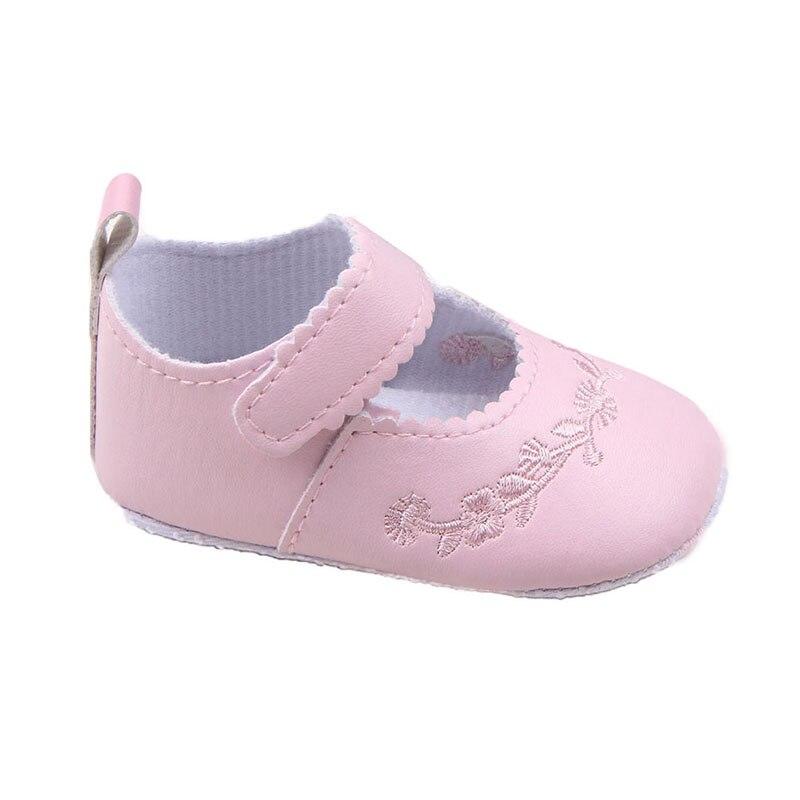 Recién nacidos Zapatos Del Bebé Prewalker Primeros Caminante Precioso Zapatillas
