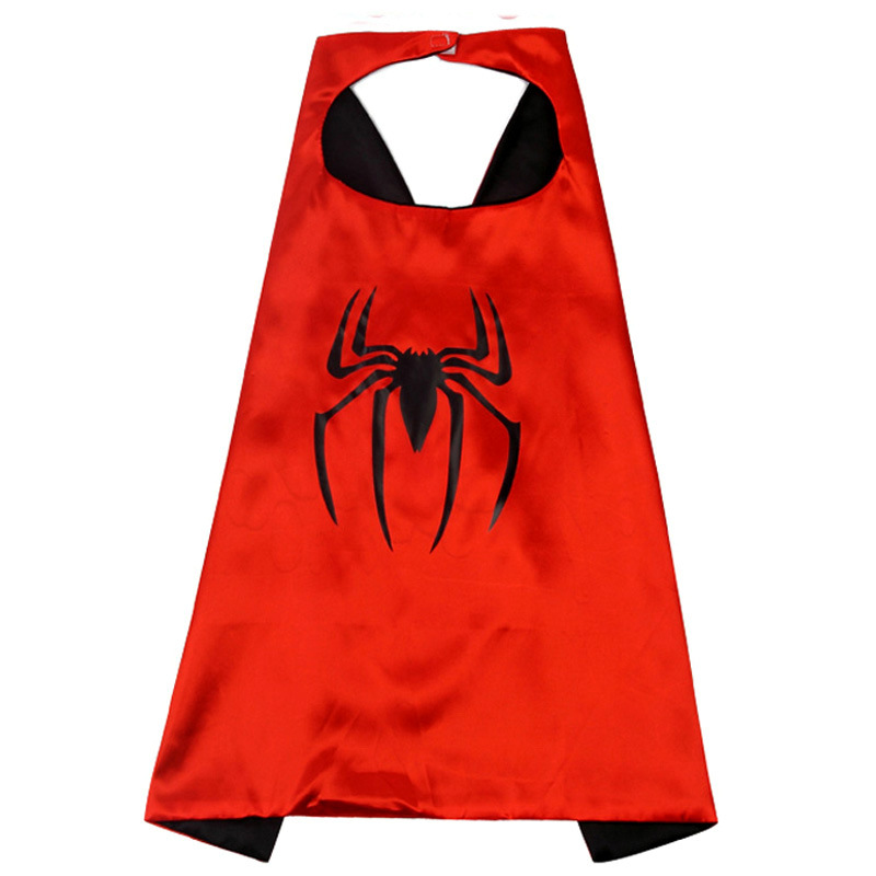 Cosplay Halloween Children'S Costumes Cosplay Cloak Festival Performance Anime Children Superman Spiderman Batman Clothing