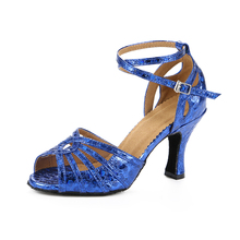 Plus Size Women Latin Dance Shoes Blus Soft Women Ballroom Tango Jazz Salsa Dance Shoes Zapatos De Baile Mujer Leather Shoes