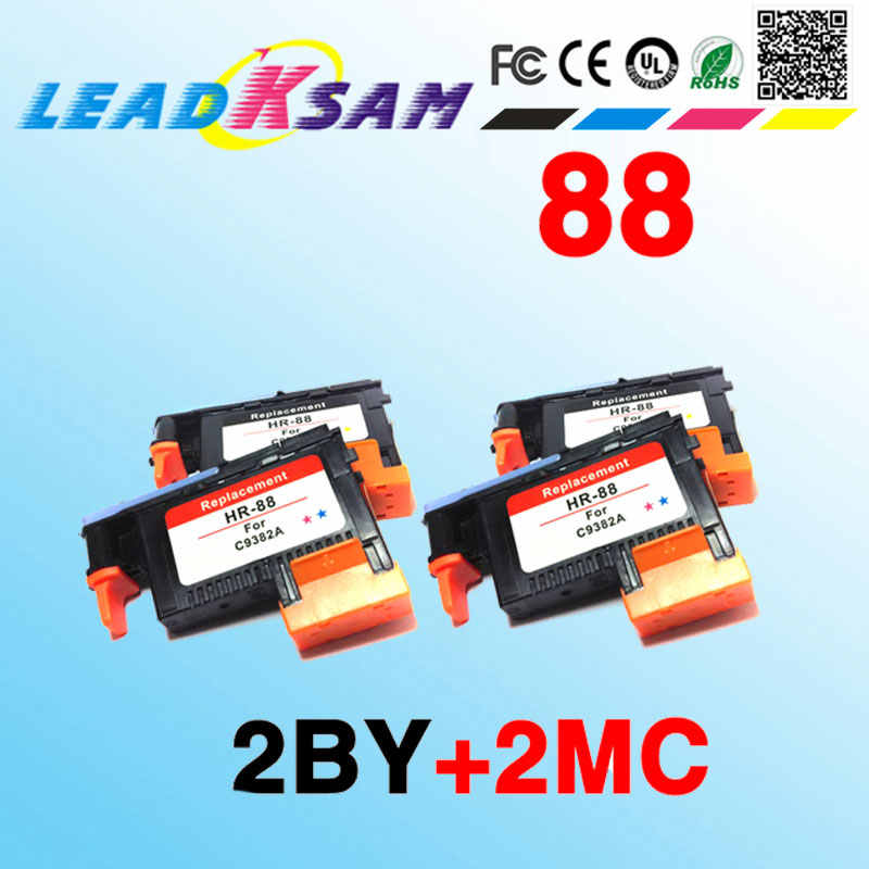 Detail Feedback Questions about 4PCS 88 Printhead Compatible