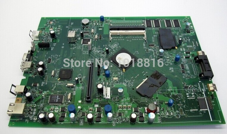 Free shipping 100% test  for HP6030 6040 Formatter board  Q7542-60003 Q3938-67977printer parts on sale free shipping 100% tested for hp2420 2420n formatter board q6507 61004 q3955 60003 on sale