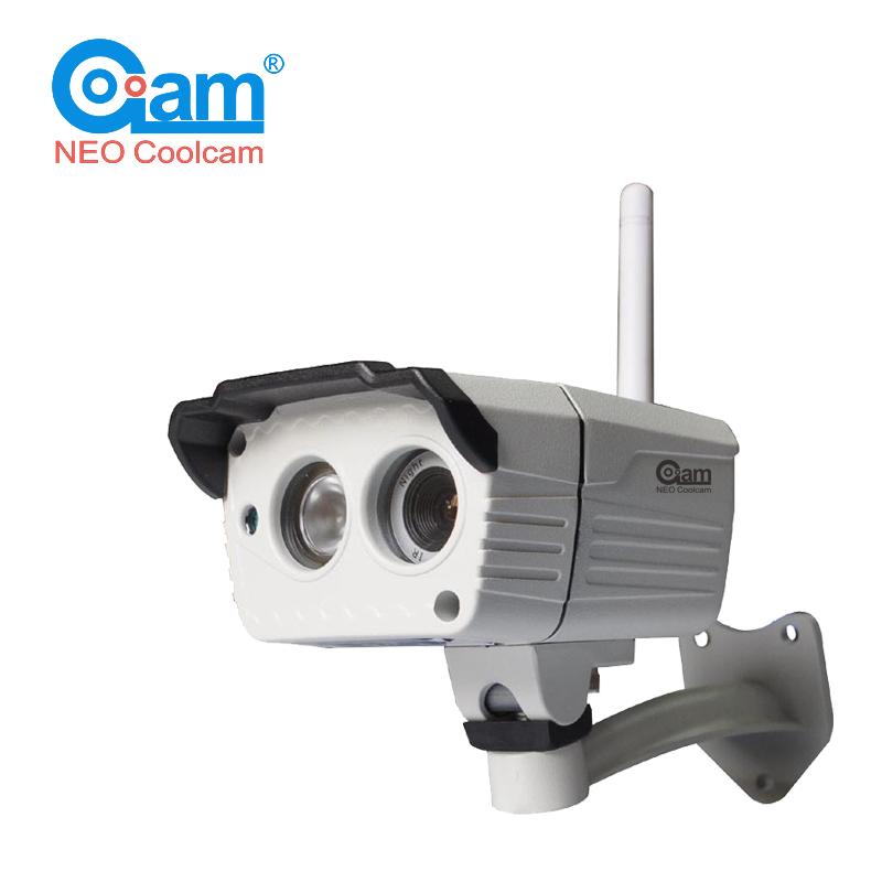 Neo Coolcam NIP-36FX 720P HD Waterproof Outdoor IP Camera Wifi Wireless IP Cam Network Surveillance outdoor Support SD Card Slot neo coolcam nip 02oao wireless ip camera network ir night vision cctv video security surveillance cam support iphone android