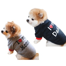 1pc Pet Dog Winter Coat Jacket Puppy Chihuahua Dogs Clothes For Clothing