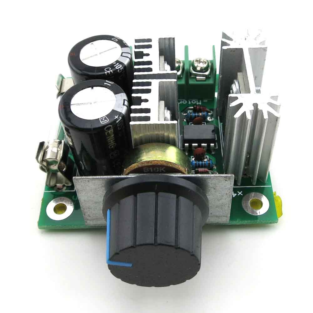 Motor Speed Controller Pwm Dc Control How To Build Miniature Switch Diy Model Making Materials In From Home Improvement On