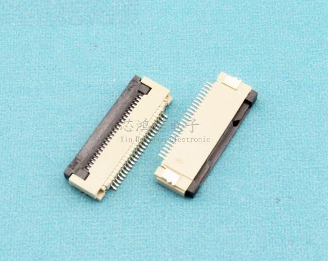 Flat Flex Cable Connector : Wzsm free shipping new ffc fpc flexible flat cable