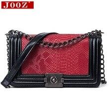 Lujo Famoso diseñador de la marca Mujeres de los bolsos Crossbody bolsa de Serpentina Flap Diseñador Shoulder Bag Ladies partido monederos y bolsos