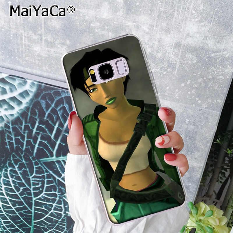 MaiYaCa ビヨンド良い悪カラフルな電話ケースファッションソフト Tpu カバー S9 S9 プラス S5 S6S6edge S6plus S7S7edge s8 S8plus