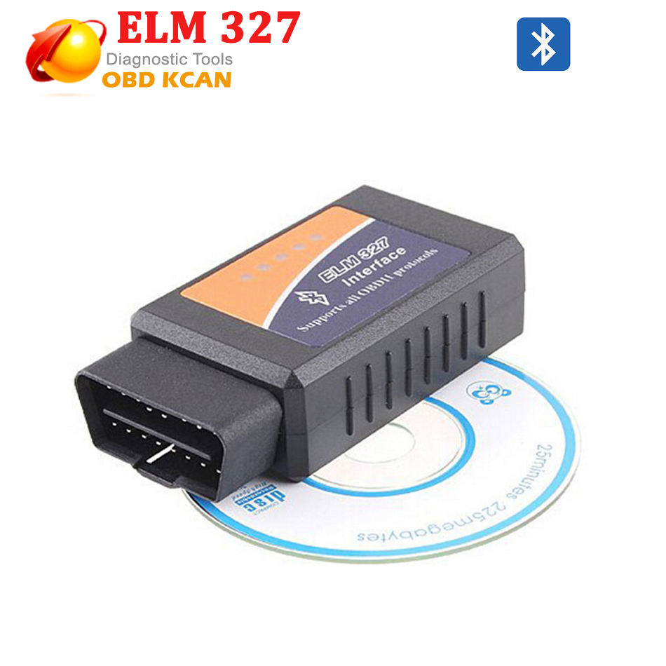 ELM327 V2.1 <font><b>Bluetooth</b></font>/Wifi OBD2 V2.1 Mini <font><b>Elm</b></font> <font><b>327</b></font> <font><b>Bluetooth</b></font> Auto Diagnostic Tool OBDII for Android/IOS/Windows image