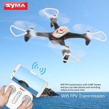 X15 RC Drone SYMA Rc Mini helicóptero Do Rc Dron 4CH 6-axis Gyro RTF 2.4 GHz/Altitude Hold /uma Chave para decolar vs SYMA X5C