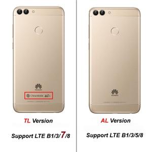 Image 5 - Huawei Godere 7S Huawei P smart 4GB 64GB Kirin 659 Android 8.0 schermo da 5.65 pollici 13.0 macchina fotografica di retrovisione di impronte digitali ID smart phone
