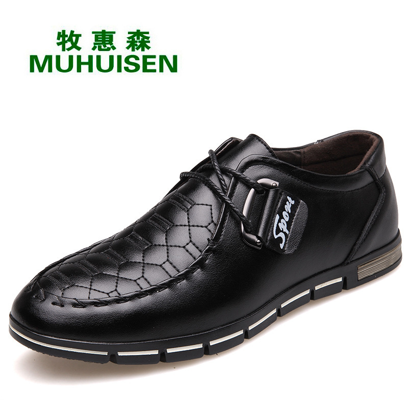 Italian Leather Men Oxfords Flats Casual Shoes Design Round Toe Lace-up Male Flat Shoes Dress Shoes Mocassin Masculino XK052502 men party shoes oxfords 2015 hot men s genuine leather shoes brand sapato masculino couro social round toe palladium shoes 38 46