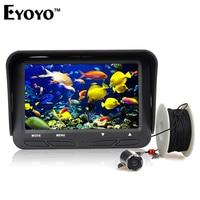 Eyoyo Original 30m 720P Professional Fish Finder Underwater Ice Fishing Camera Night Vision 6 Infrared LED