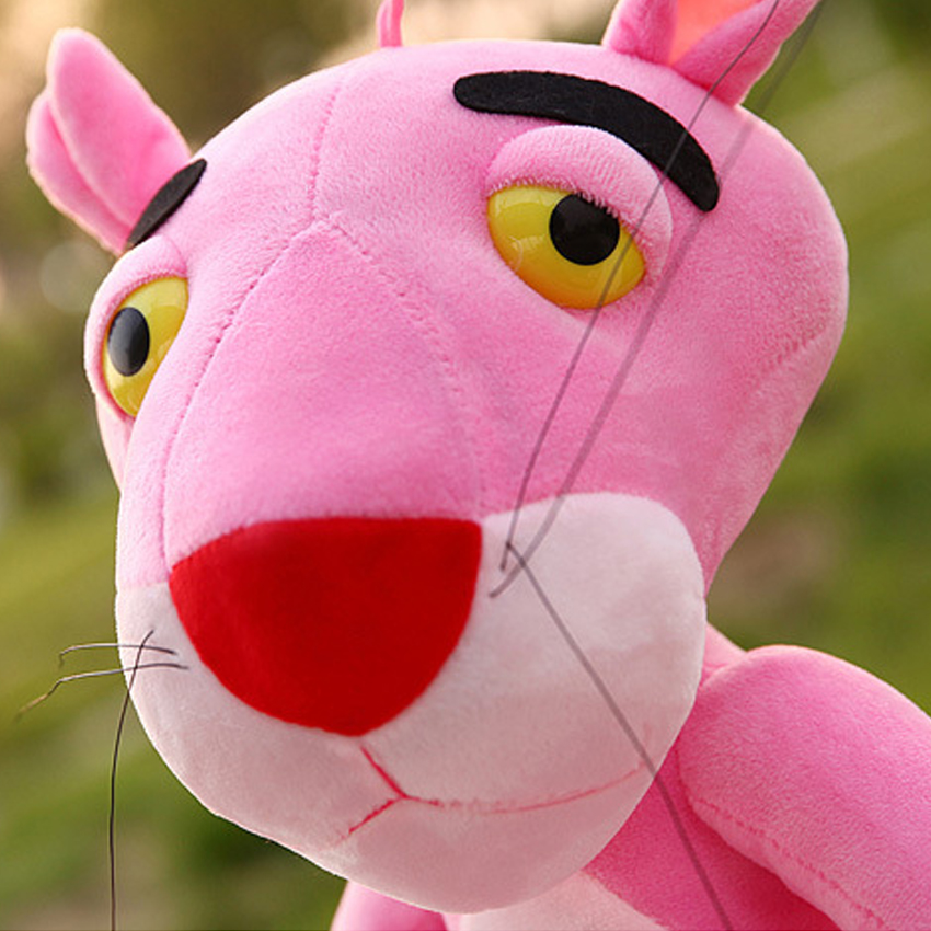 40-CM-Cute-Pink-Naughty-Leopard-Pink-Panther-Plush-Stuffed-Toys-Baby-Kids-Doll-Brinquedos (4)