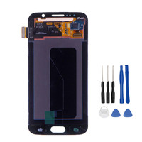 Super AMOLED LCD For Samsung GALAXY S6 G920 G920F 100 Tested Display Touch Screen Digitizer Assembly