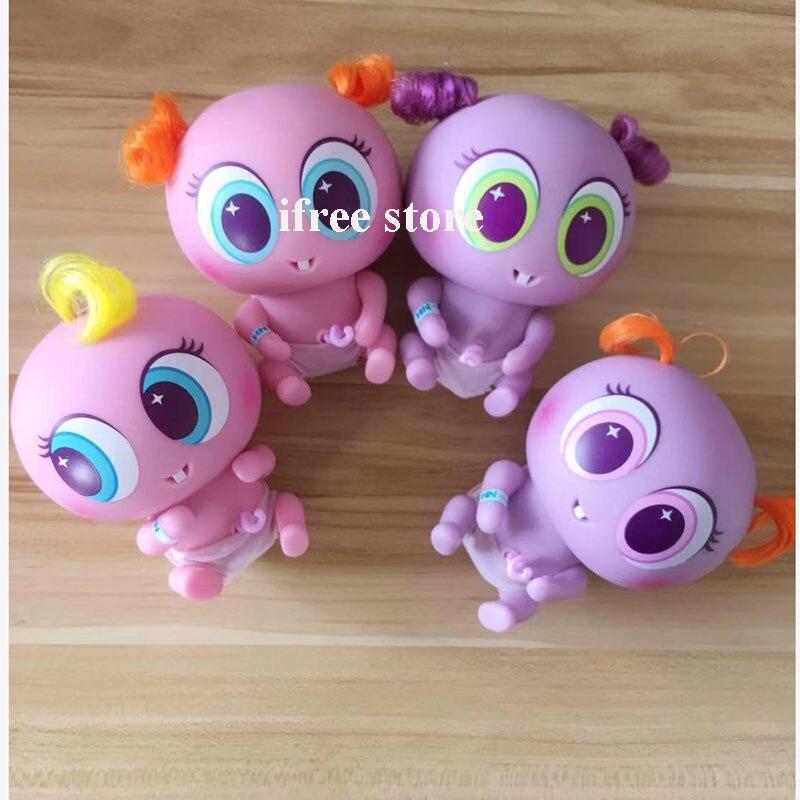 1 ensemble Casimeritos Poupée Ksimeritos Juguetes Avec Dent Pour Bébé jouets pour enfants Machincuepa Chivatita Susikin 8 Différents Modèles - 3