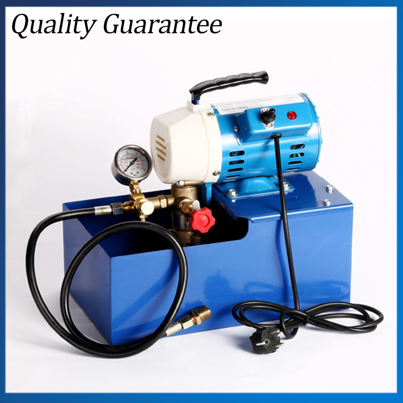 DSY-60 250W Portable Electric Hydraulic Test Pump Pipe Pressure Testing Machine dsy tp1002