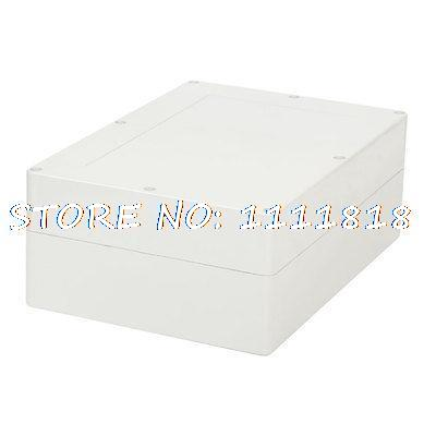цена на 380mmx260mmx140mm Cable Connect Waterproof Plastic Switch Junction Box