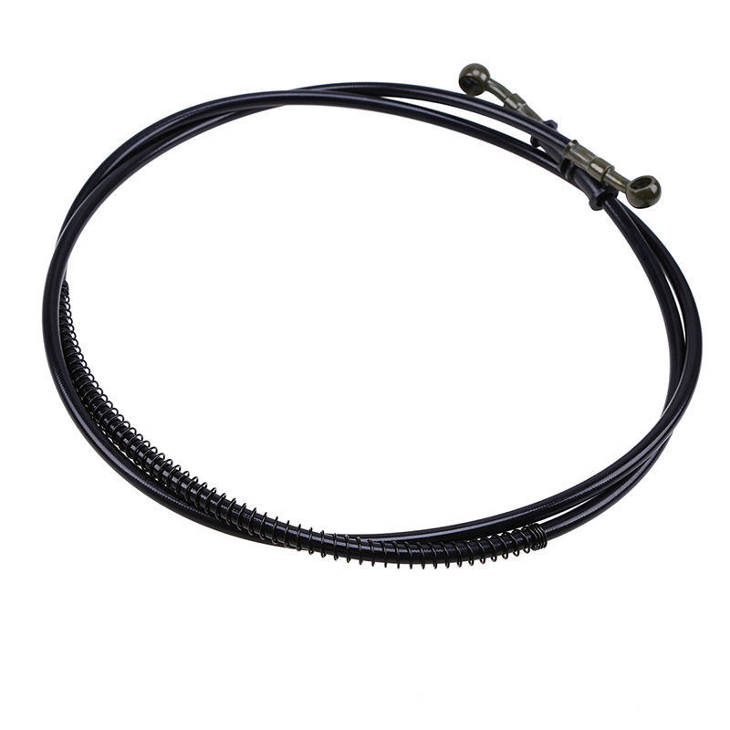 Universal 50cm-190cm Brake Clutch Throttle Cable Oil Hose Line Pipe Motorcycle For Harley Yamaha Suzuki Kawasaki Honda Dio