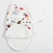цены на 2019 Newborn Baby Swaddle Blanket Wrap Receiving Blankets Soft Infant Sleep Bag  Envelopes for Baies Wrap Swaddling  Blanket  в интернет-магазинах