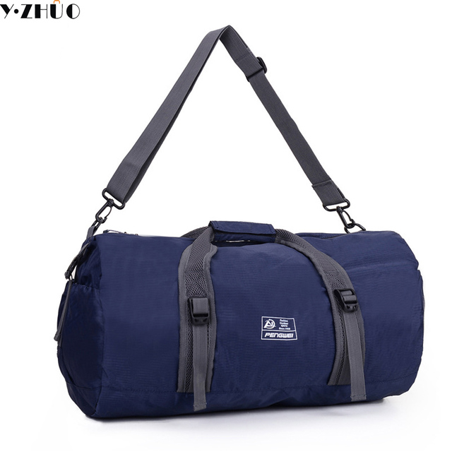 high quality nylon men travel bag  large capacity duffel bag waterproof bolsa feminina men shoulder crossbody messenger bags