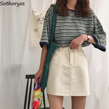 7a62e5c25 Compra trendy denim skirts y disfruta del envío gratuito en ...