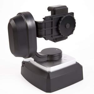 Image 3 - HFES ZIFON YT 500 Control remoto automático Pan Tilt motorizado giratorio Video cabeza de trípode para iPhone 7/7 Plus/6/6 Plus Smartphone