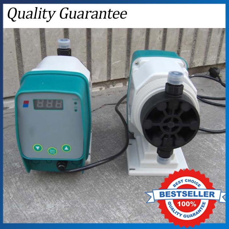 2PCS DFD-09-02-L Electrical Solenoid Diaphragm Metering pump