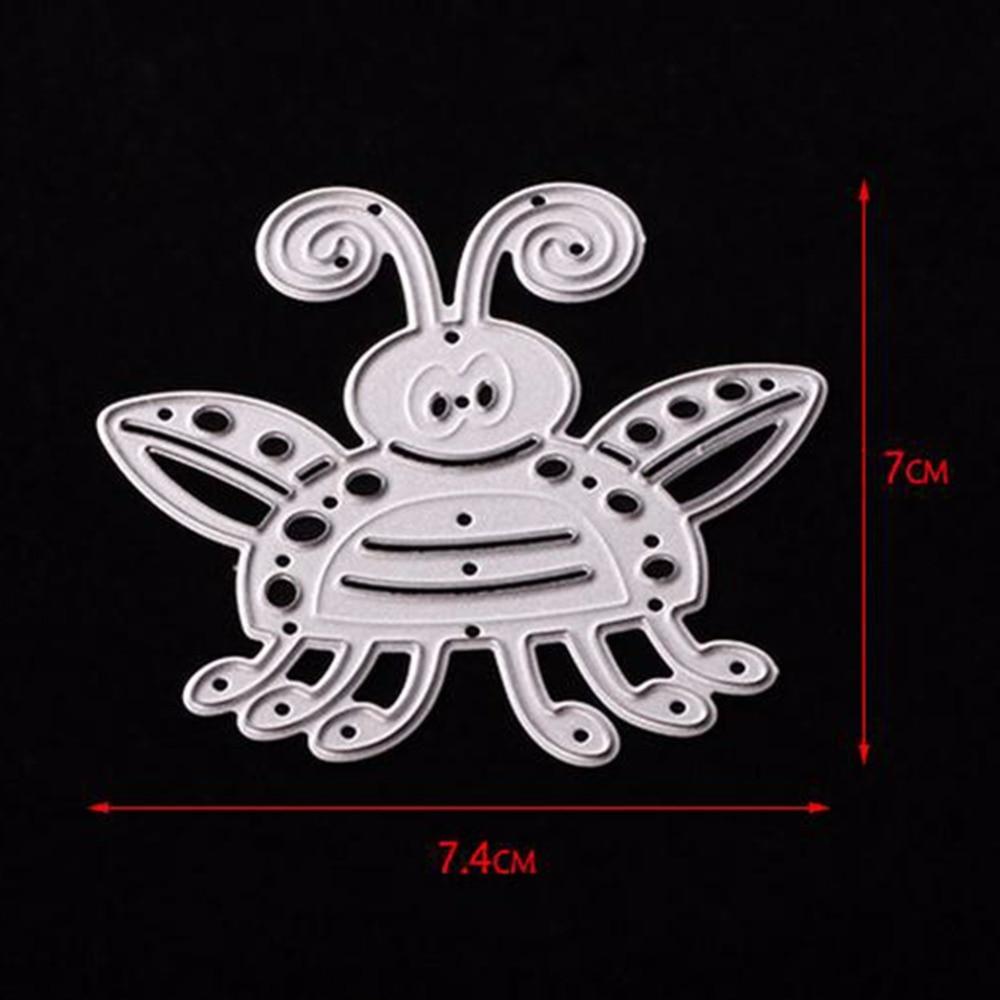 ladybird For DIY Scrapbooking Photo Album Paper Card Craft cute ...