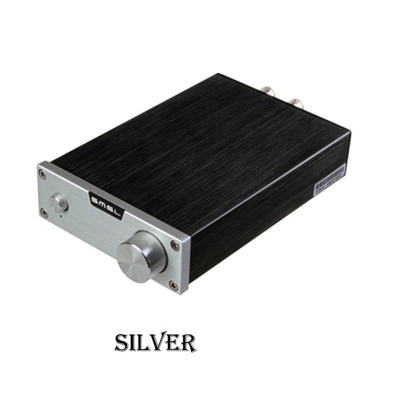 SMSL SA 98E casa potencia de clase D Amplificador de Audio TDA7498E Hifi 160W Amplificador de Amplificador - 3