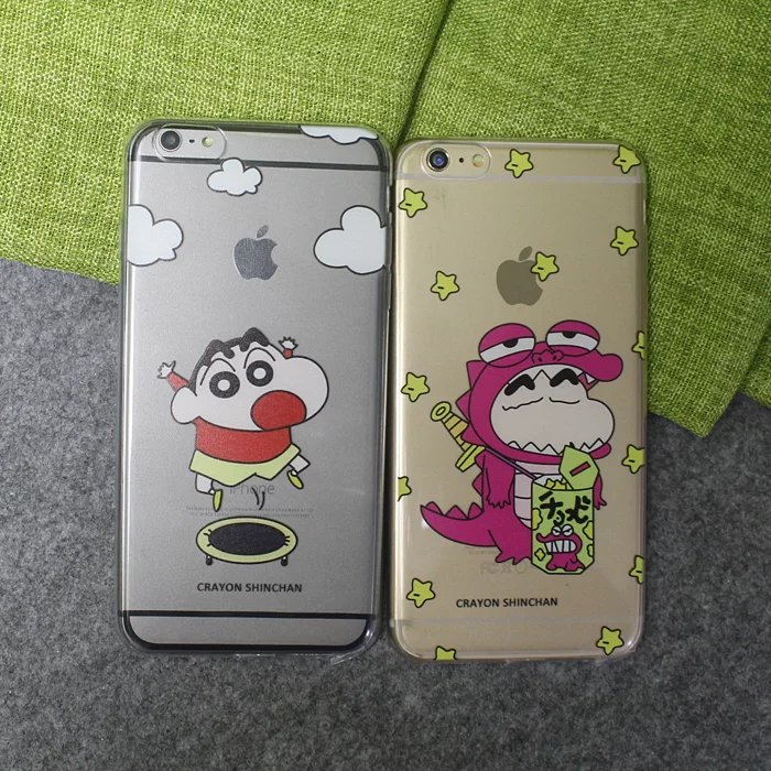 For Iphone 6 6s Plus Phone Case Cute Animals Dinosaur