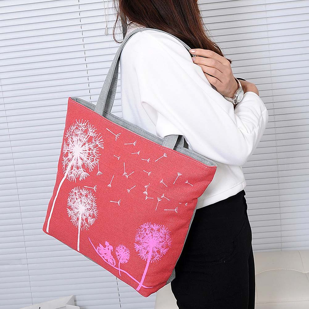 moda dandelion flores bolsa de Gênero : Mulheres