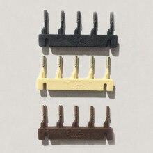 Hebilla de extensión de cabello 6D para máquina de extensión de cabello 6D de segunda generación, Clip de pelo de moda, herramientas de extensión de cabello 6D 2, 40 unids/lote