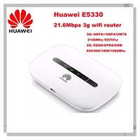 Débloqué HUAWEI E5330 Mobile 3g WiFi routeur MiFi Hotspot 3G Modem HSPA pk e5331 e5336 e5372 E5220 mf91 mf90