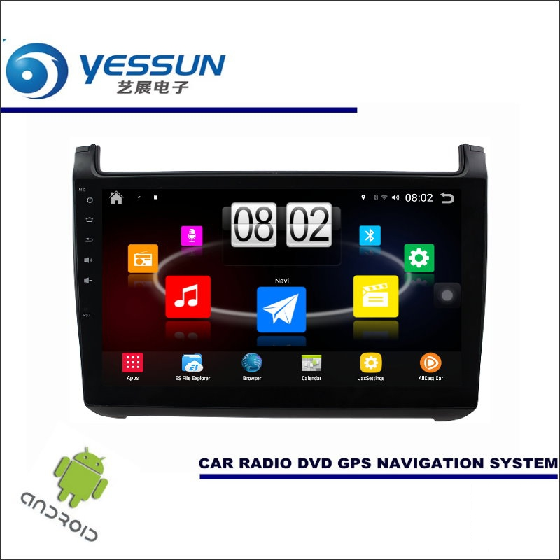 yessun car android player multimedia for volkswagen vw. Black Bedroom Furniture Sets. Home Design Ideas