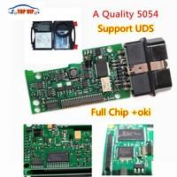2016 Best Price Newest VAS 5054A With OKI Chip VAS5054A ODIS 2 2 4 With Bluetooth