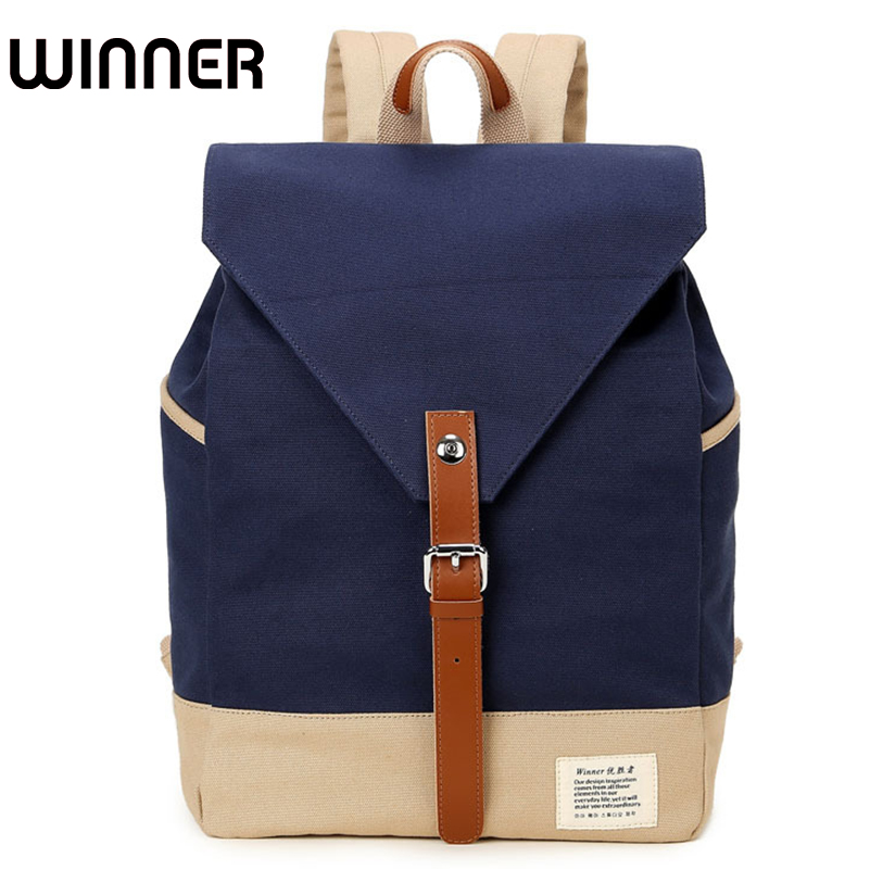 Winner Brand Fashion Unique Design Women Book Bag Ladies Backpack Bags Canvas Schoolbag Backpacks for Teenage Girls winner brand fashion unique design women book bag ladies backpack bags canvas schoolbag backpacks for teenage girls