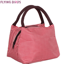 FLYING BIRDS designer bag for women canvas bag women lunch bags casual purse high quality female  bags 2016 LS5254fb