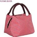 PÁSSAROS VOANDO saco do desenhador para mulheres de lona saco mulheres almoço sacos casual bolsa de alta qualidade bolsas femininas 2016 LS5254fb