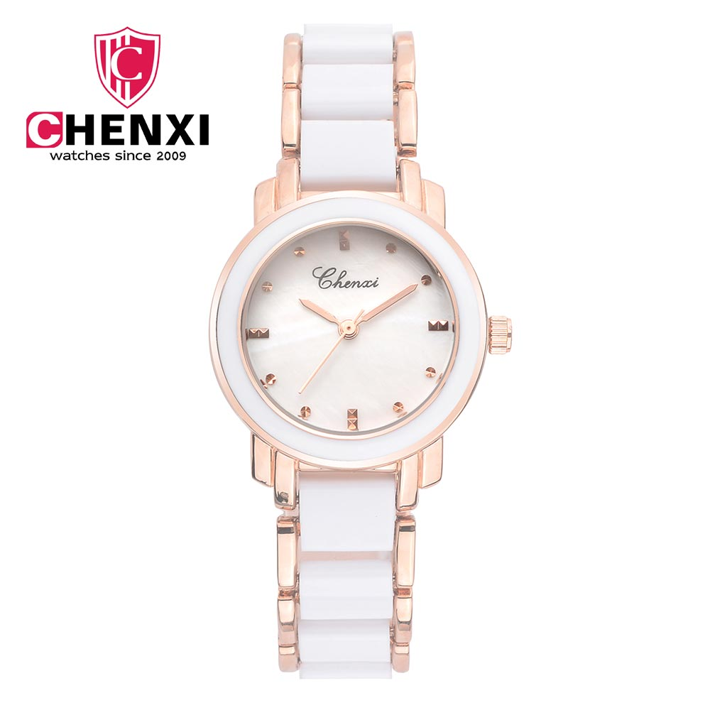 CHENXI diamond embellishment no digital fashion womens watch new hot silicone alloy simple ladies watch Vente chaude en alliageCHENXI diamond embellishment no digital fashion womens watch new hot silicone alloy simple ladies watch Vente chaude en alliage