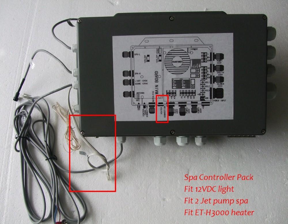 Jazzi2-2P controller 1117 003