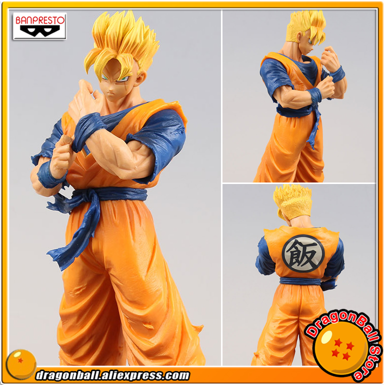 Japan Anime Dragon Ball Z Original Banpresto Resolution of Soldiers Vol.6 Collection Figure - Son Gohan (Future ver.) original banpresto world collectable figure wcf the historical characters vol 3 full set of 6 pieces from dragon ball z