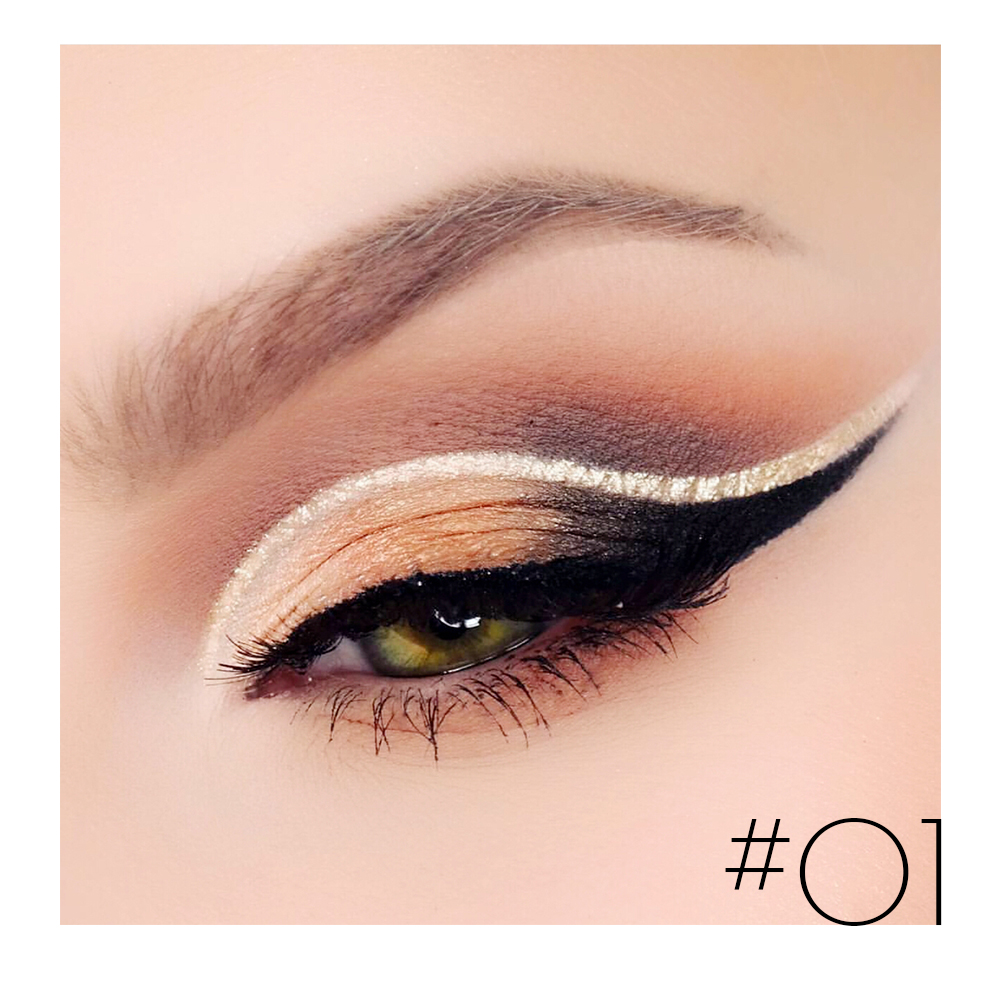 Waterproof Eye Liner Crayon Stylo Liquide Eyeliner Crayon Pour Les Yeux Brillant Shimmer Diamant Pigment Maquillage Liquide Liners