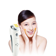 RF Radio Frequency Skin Face Care Lifting Tightening Wrinkle Removal Facial Physical Body Massage Machine Rechargeable rechargeable no surgical needle free mesotherapy microcurrent radio frequency rf thermage face lift skin tightening machine