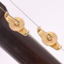2 шт. аксессуары легкие тюнеры Urheen тонкой настройки струны переносной триммер Erhu